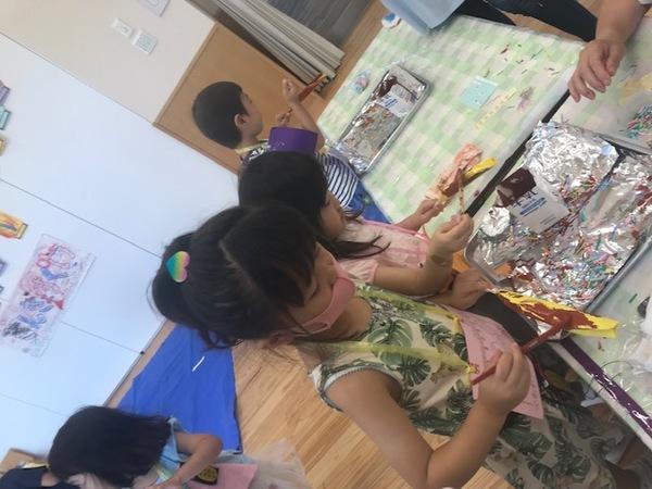 挙母ルーテル幼稚園 夏祭り