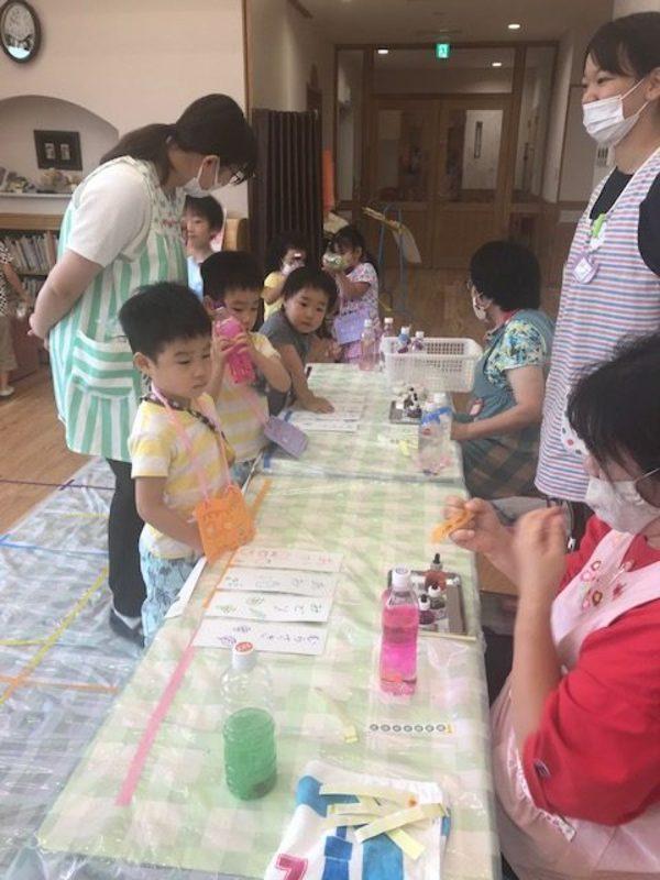 挙母ルーテル幼稚園夏祭り その2